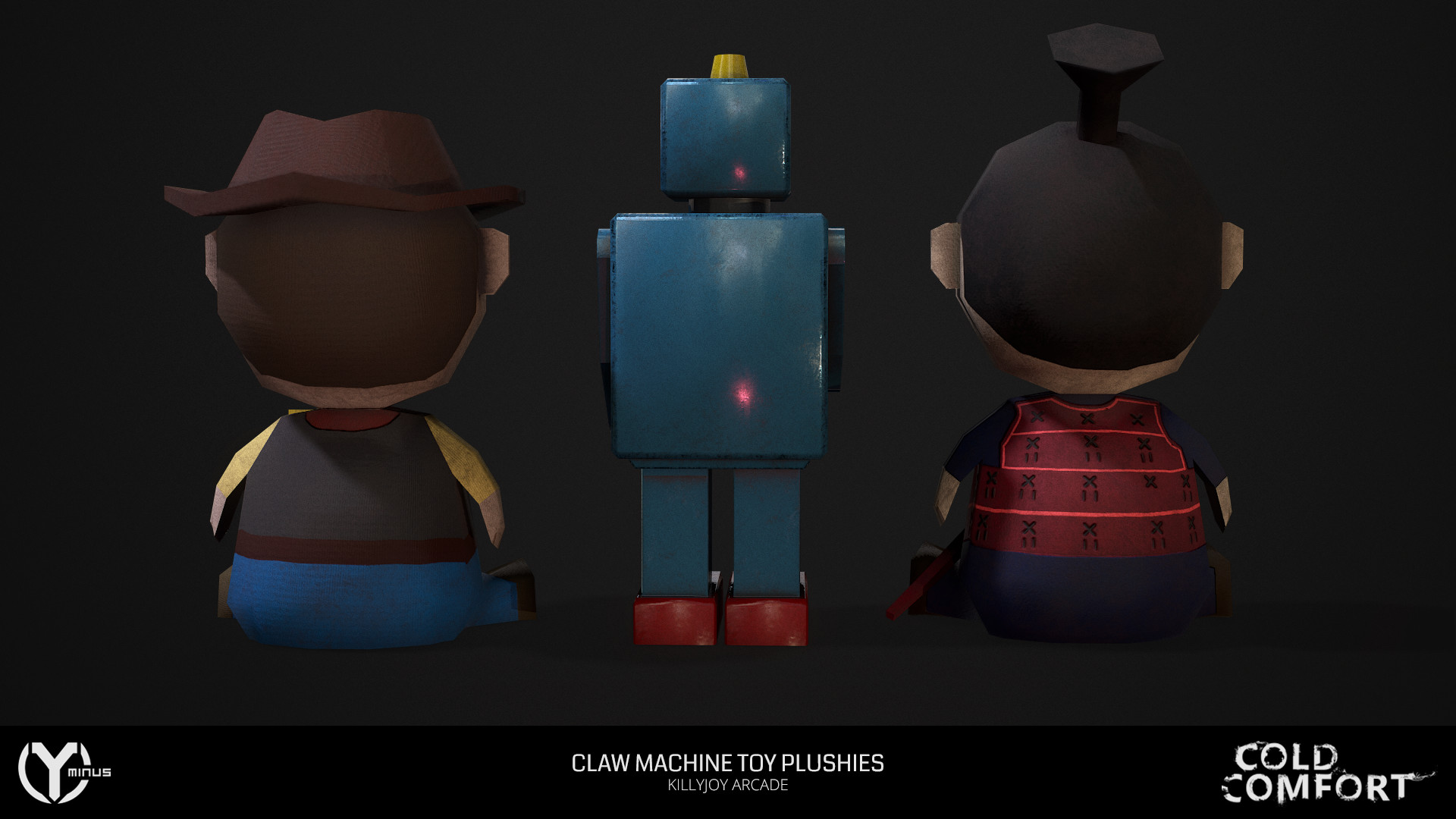 Martin giles claw render 003