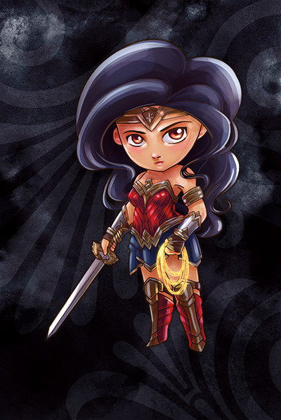 Priscilla firstenberg wonderwoman