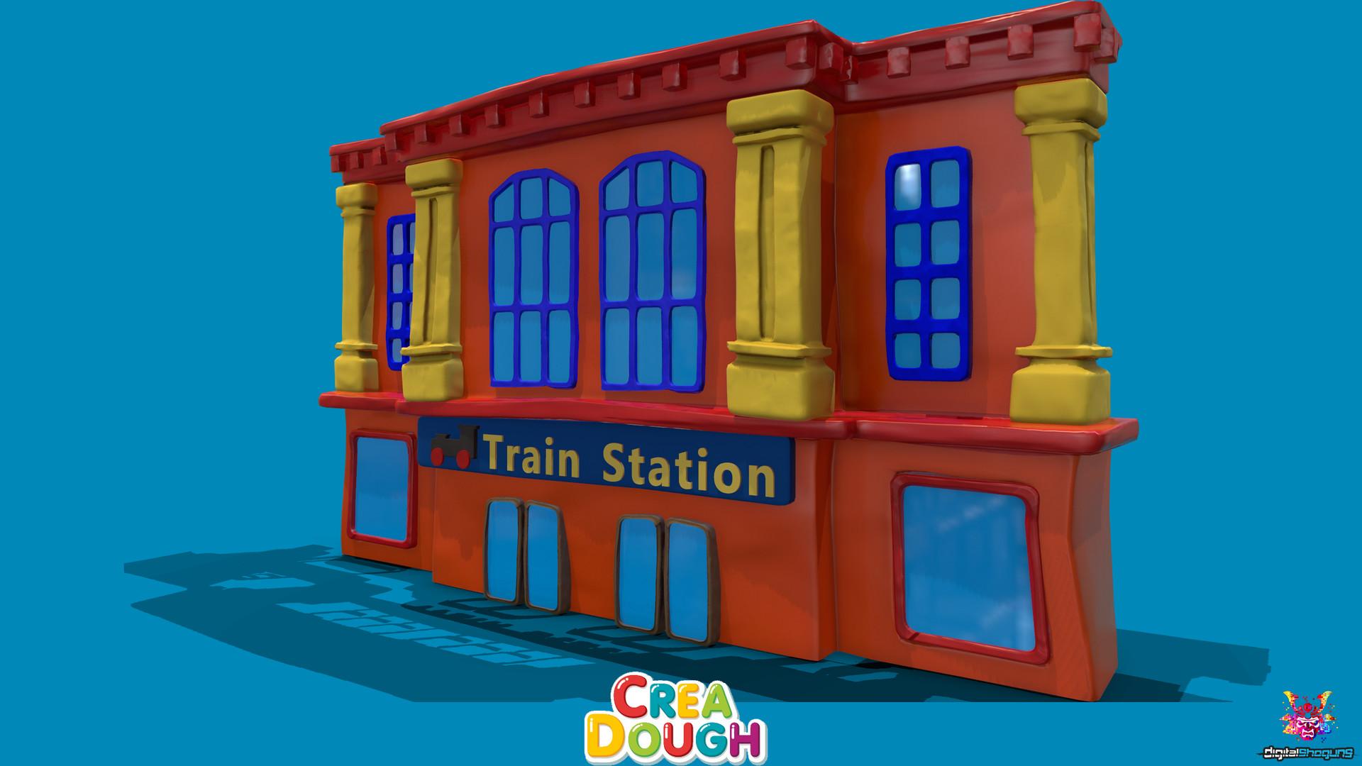 Martin giles train station 002