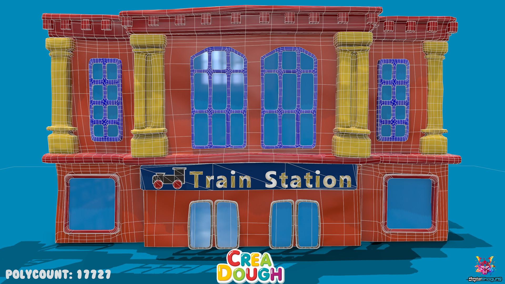 Martin giles train station 003