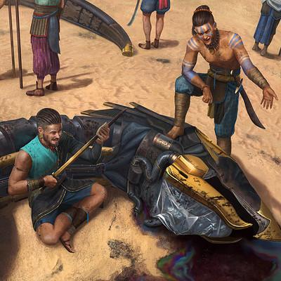 Alen rocha 01 the kill