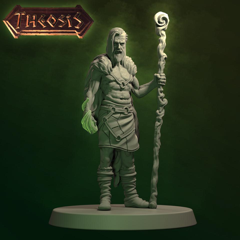 Druid - Theosis