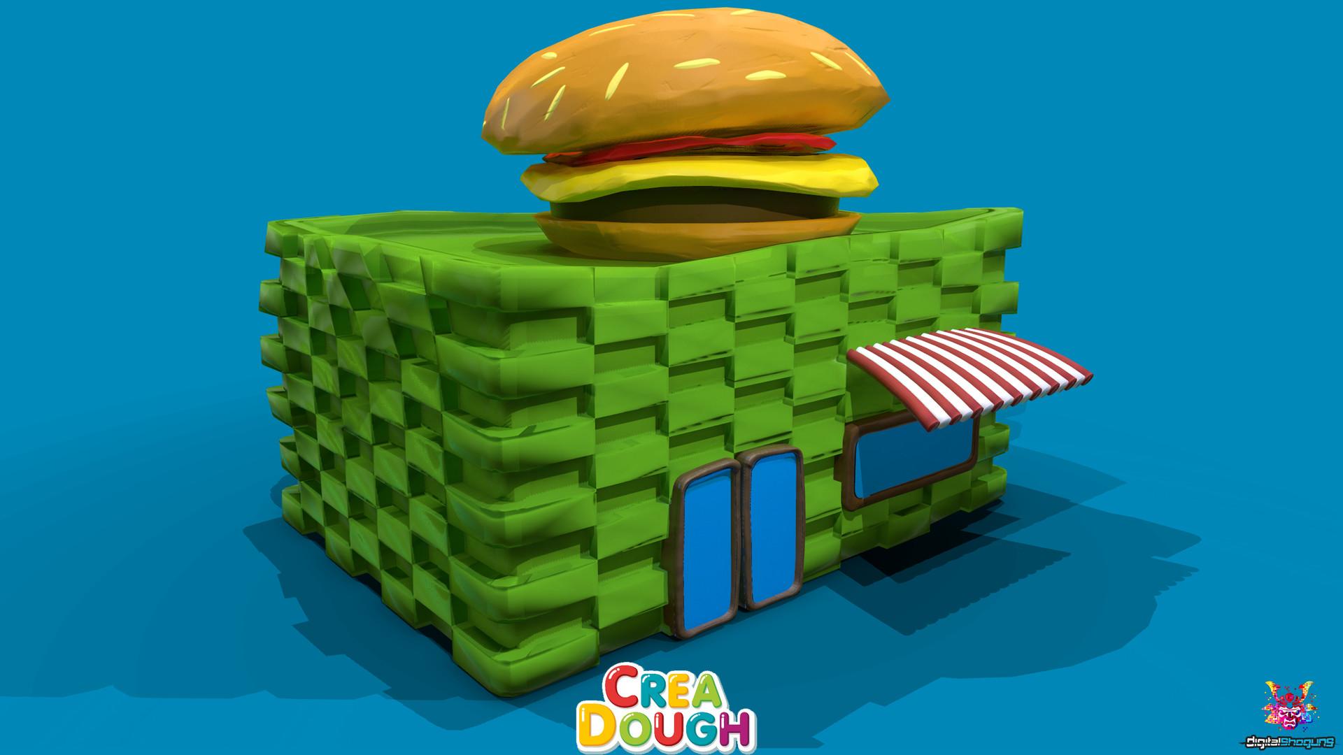 Martin giles burger building 001
