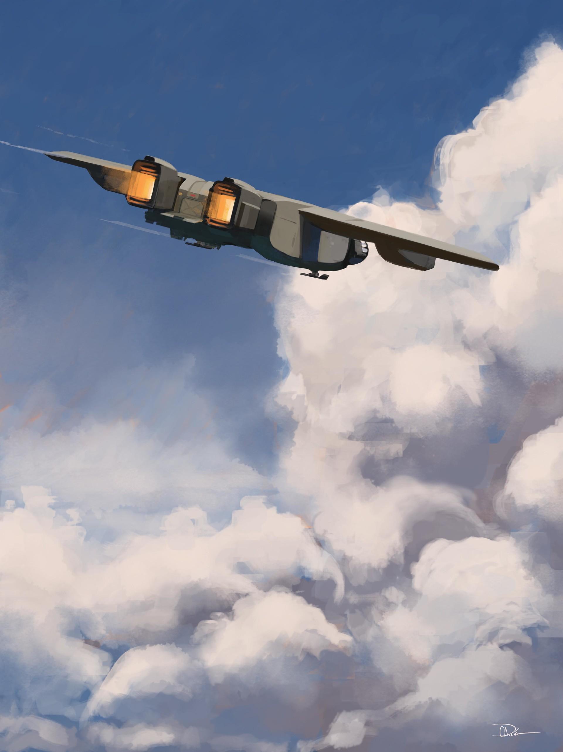 Chaim garcia chaim garcia quick aircraft study i