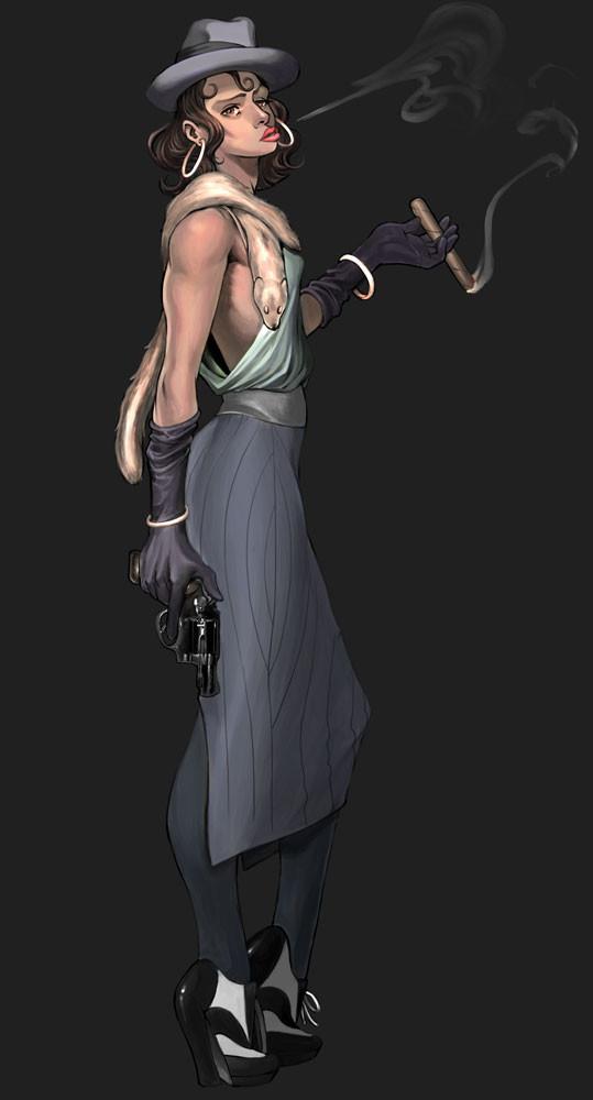 Fazax feroze mafia female