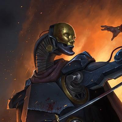 Alen rocha 06 death god
