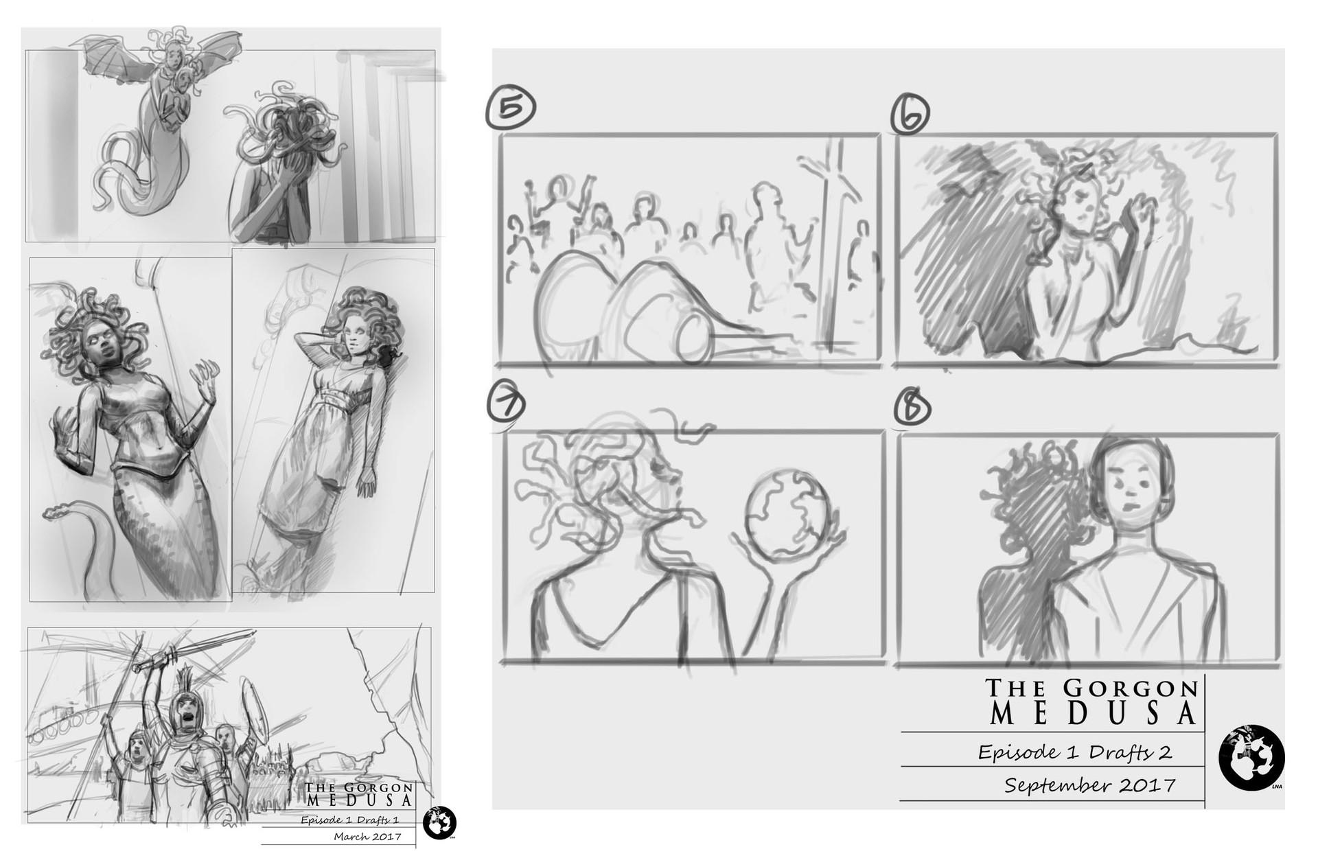 La vata e o neal 03302017 illustration drafts 1 and 2