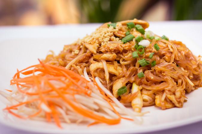 Priscilla firstenberg thailanding on alki chicken phx thai
