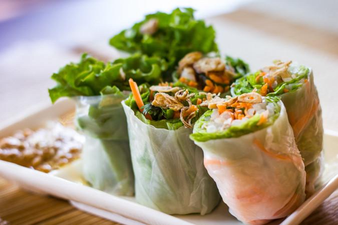 Priscilla firstenberg erawan bangkok fresh rolls