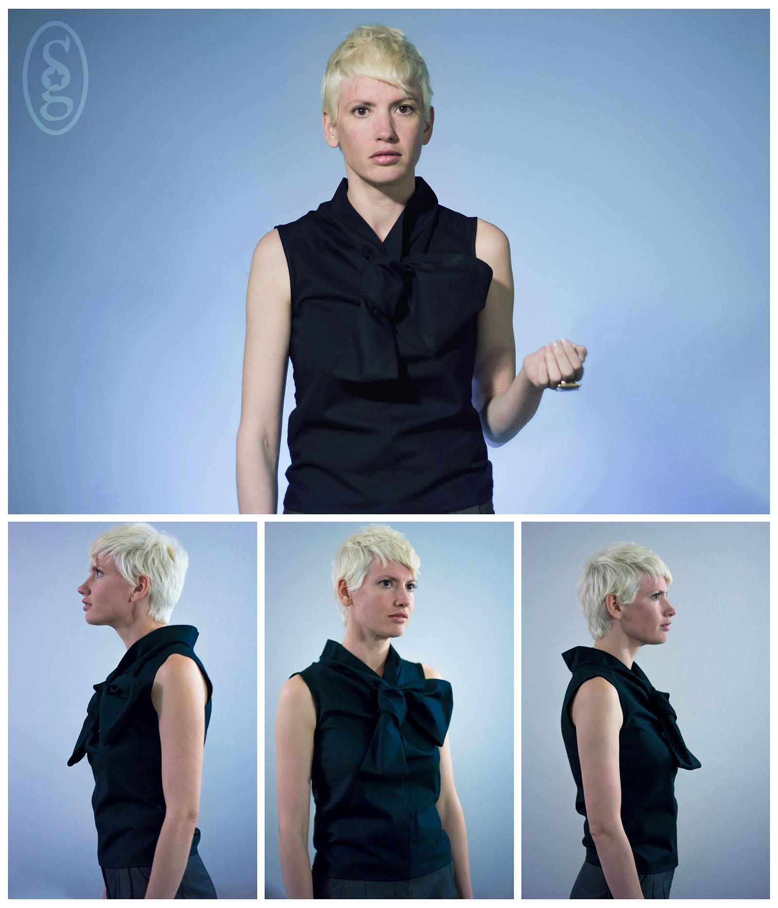 Priscilla firstenberg bowshirt