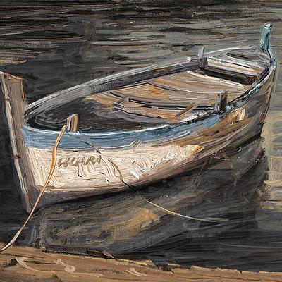 Emrullah cita old boat
