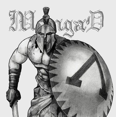 David g spartan warrior by mangx d49tuho