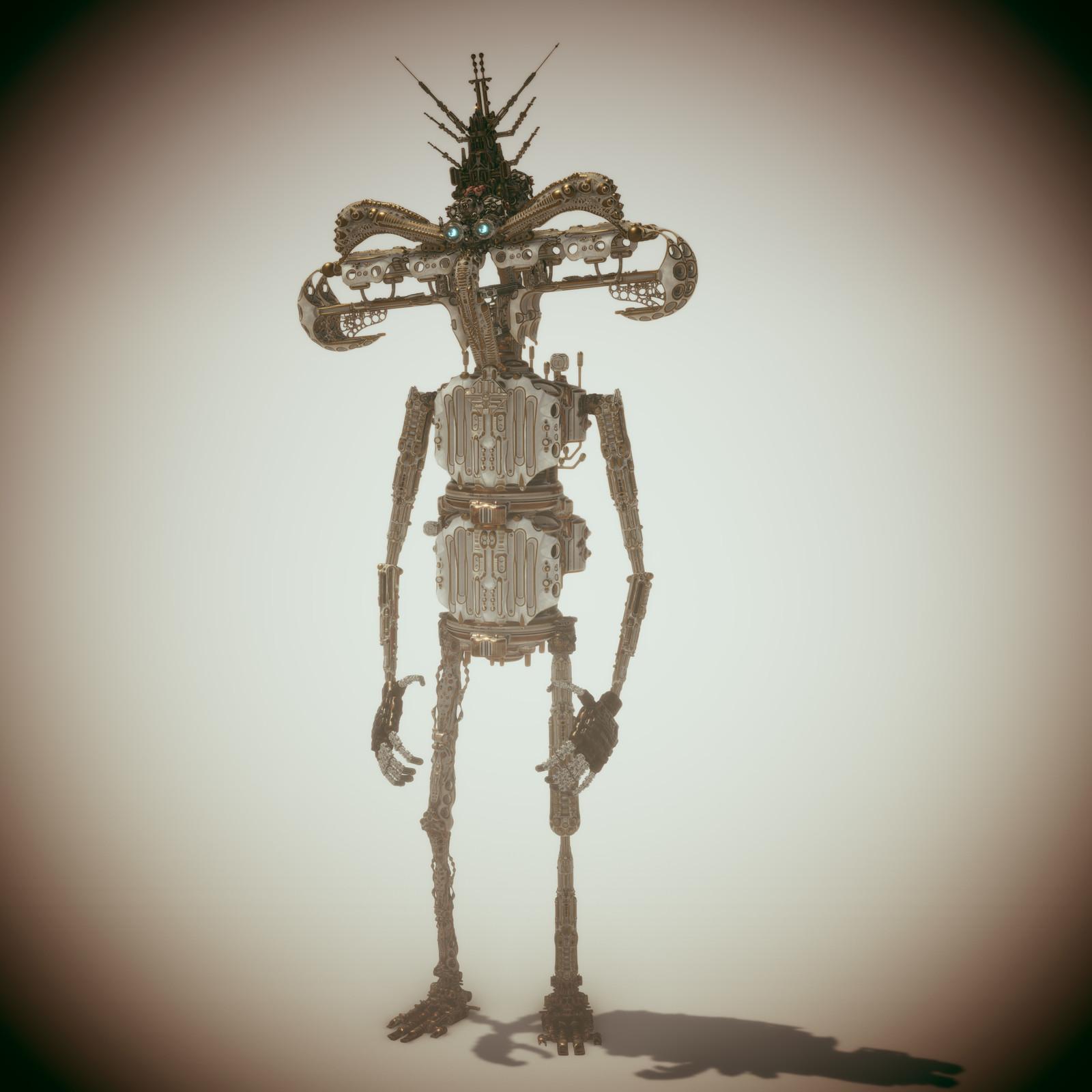 Elder Biotronican