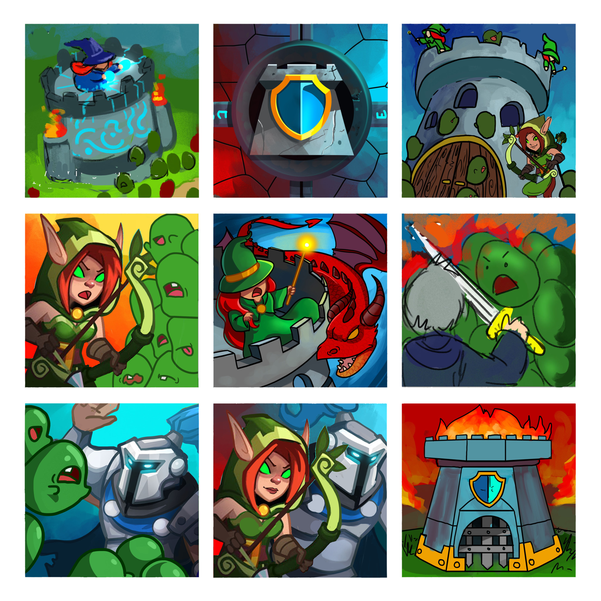 Shellz art realm defense 2