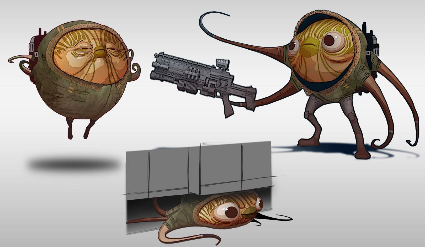 Luis carrasco redcup squidmonkey 01b