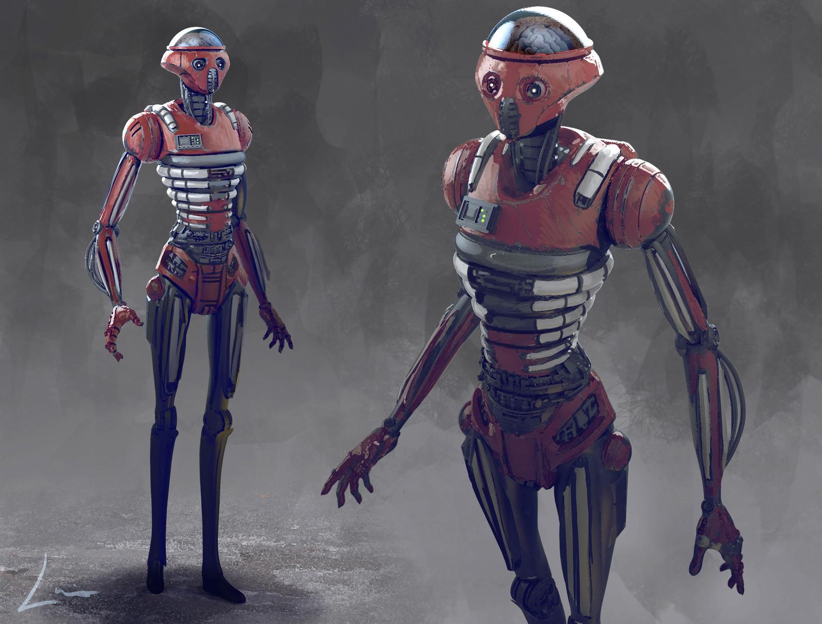 Droid Concepts