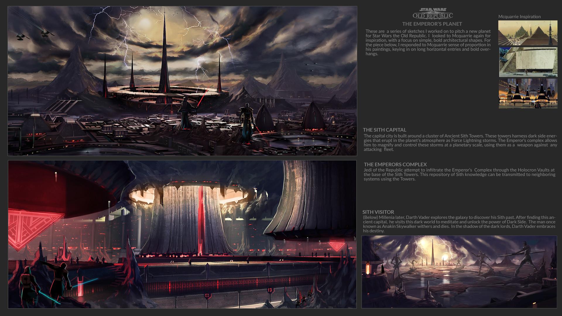 Artstation Star Wars The Old Republic Sketch Studies Christian Piccolo