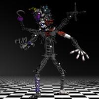 ArtStation - Five Nights at Freddy's: Sister Location Fan