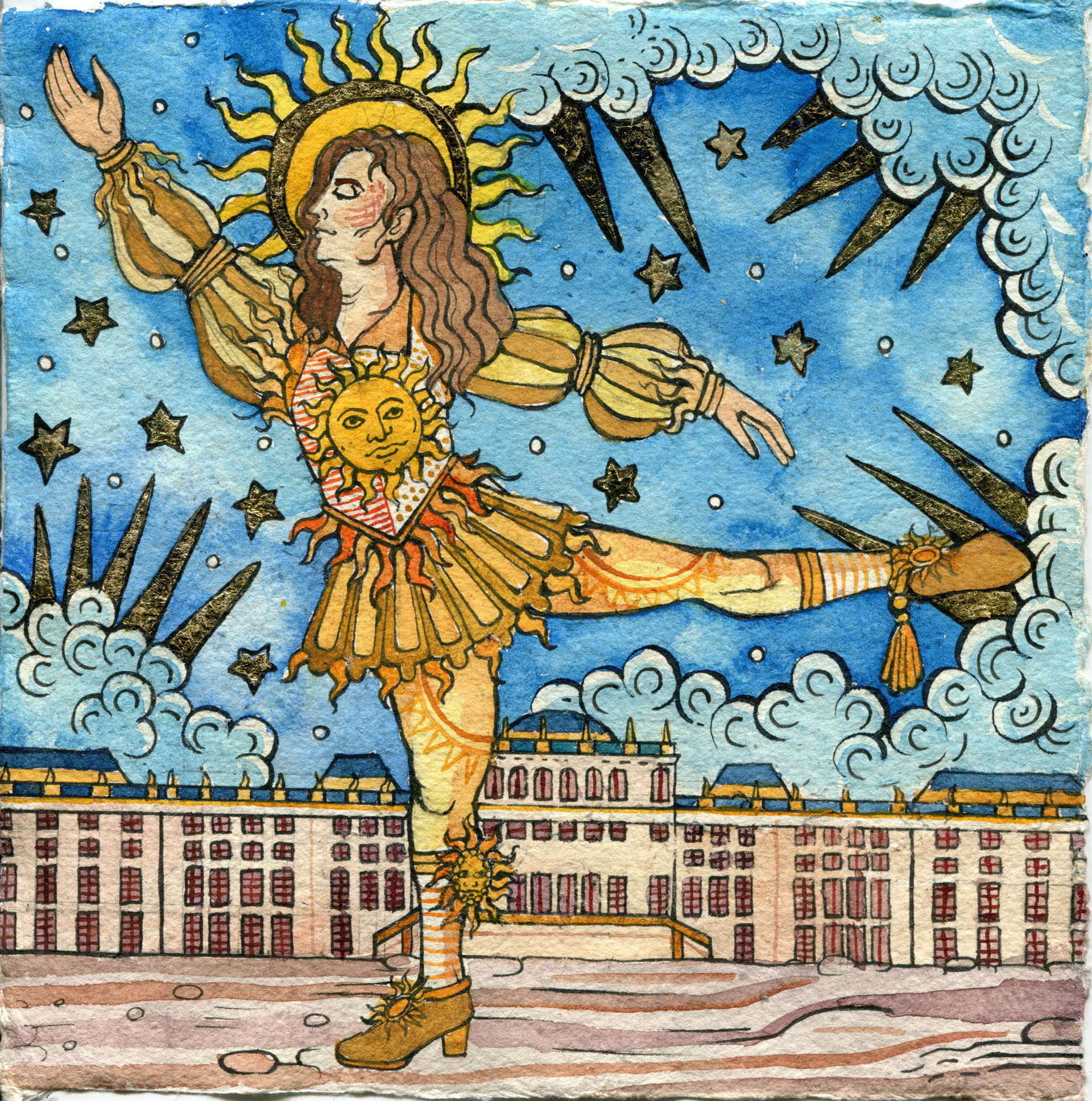 Agathe pitie children of the sun 30