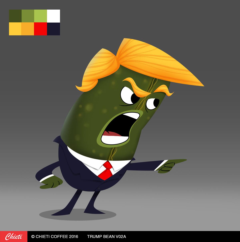 Honorato corpin iii trump bean v02 a colored