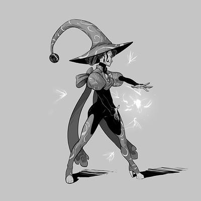 Ricardo coelho guizo witch