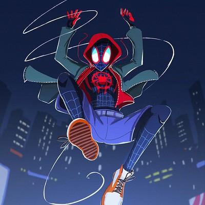 Mayank kumar spiderman miles morales