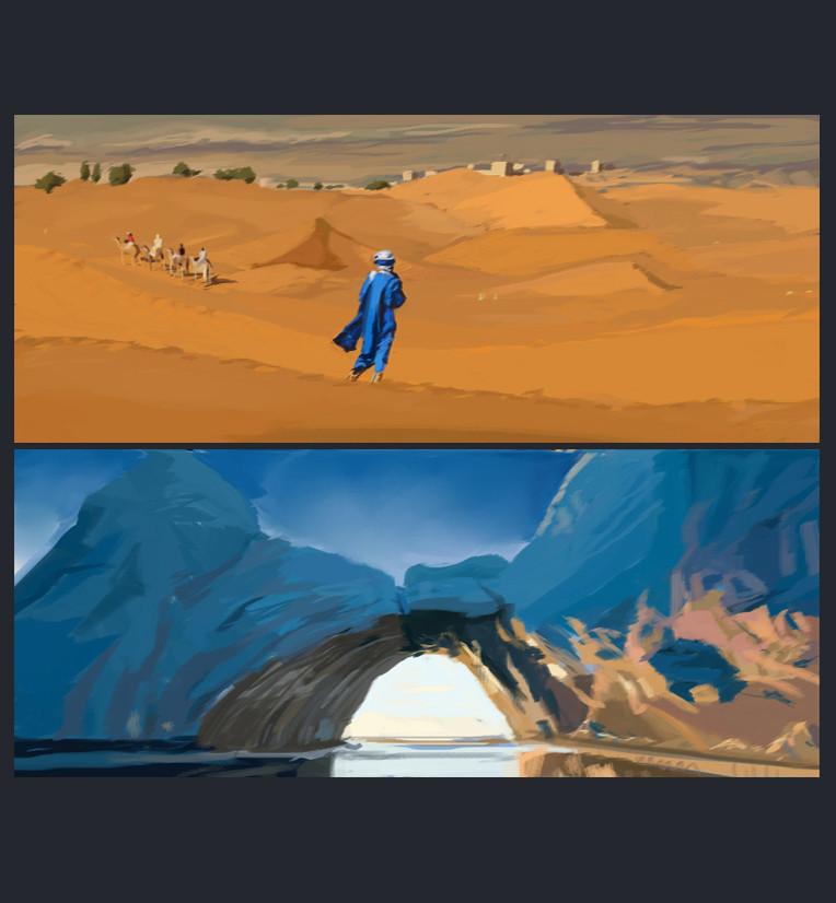Daniel orive daniel orive landscapes1