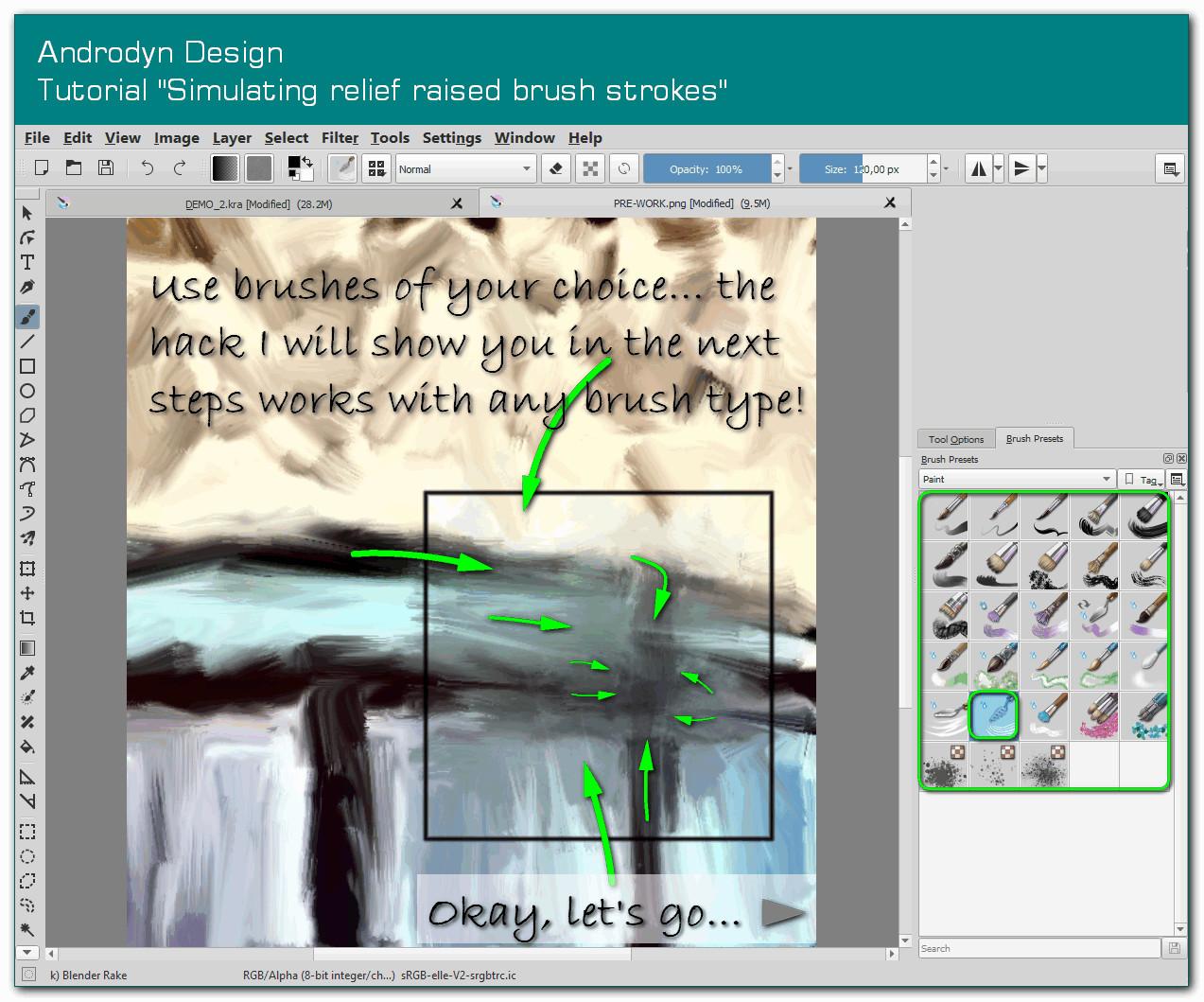 ArtStation - Tutorial in 12 steps: