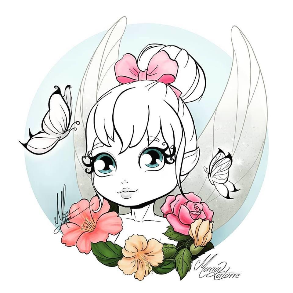 Fairy Commission  Maria Latorre