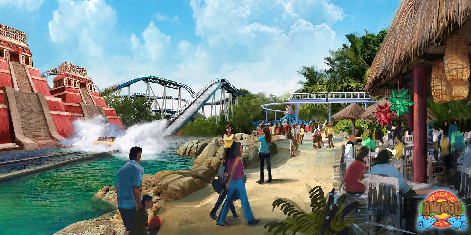Amikoo Theme Park & Resort