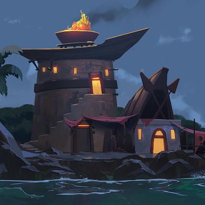 Harrison yinfaowei island of whatever