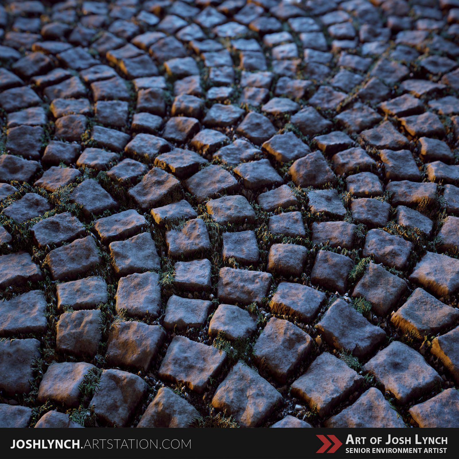 Joshua lynch cobblestone street 03 layout comp square ground 03
