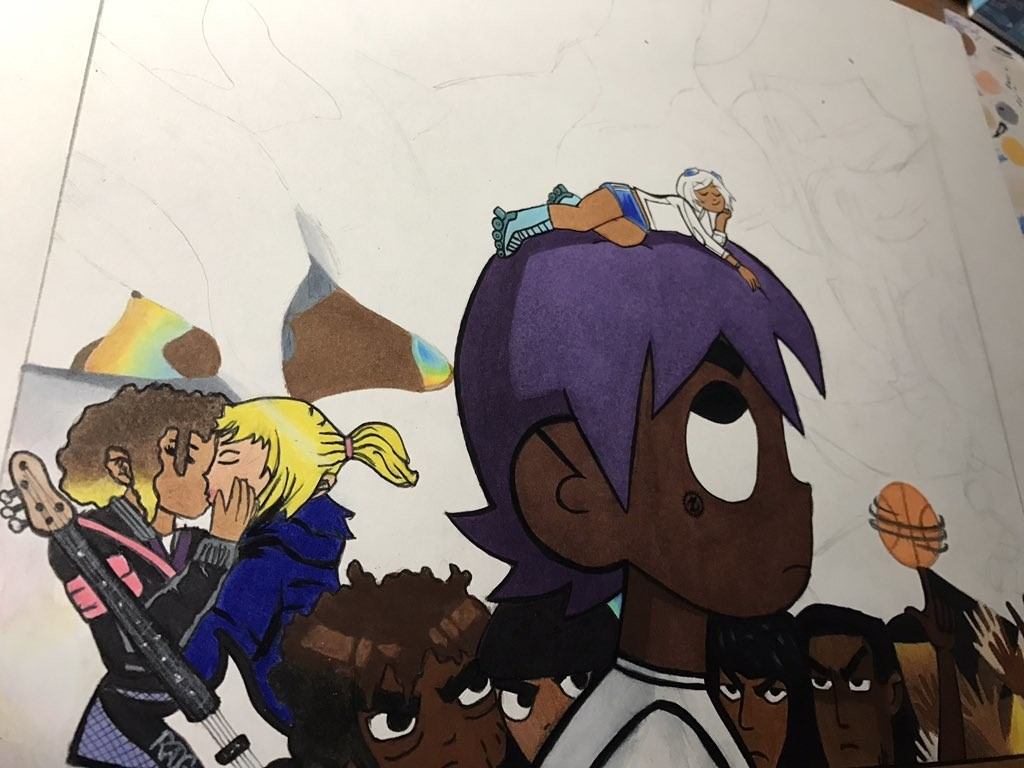 Artstation Lil Uzi Vert Vs The World Traditional Said Badry Think about image previously mentioned? artstation lil uzi vert vs the world
