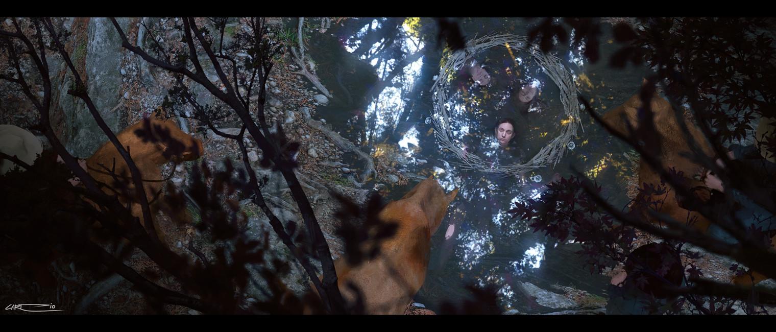 Pablo carpio pablocarpio swamp2