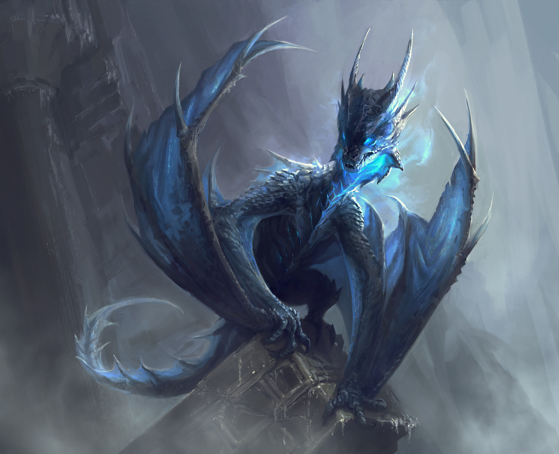 Frost Dragon: Frost Dragon, Jonathan Tiong