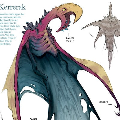 The Kerrerak