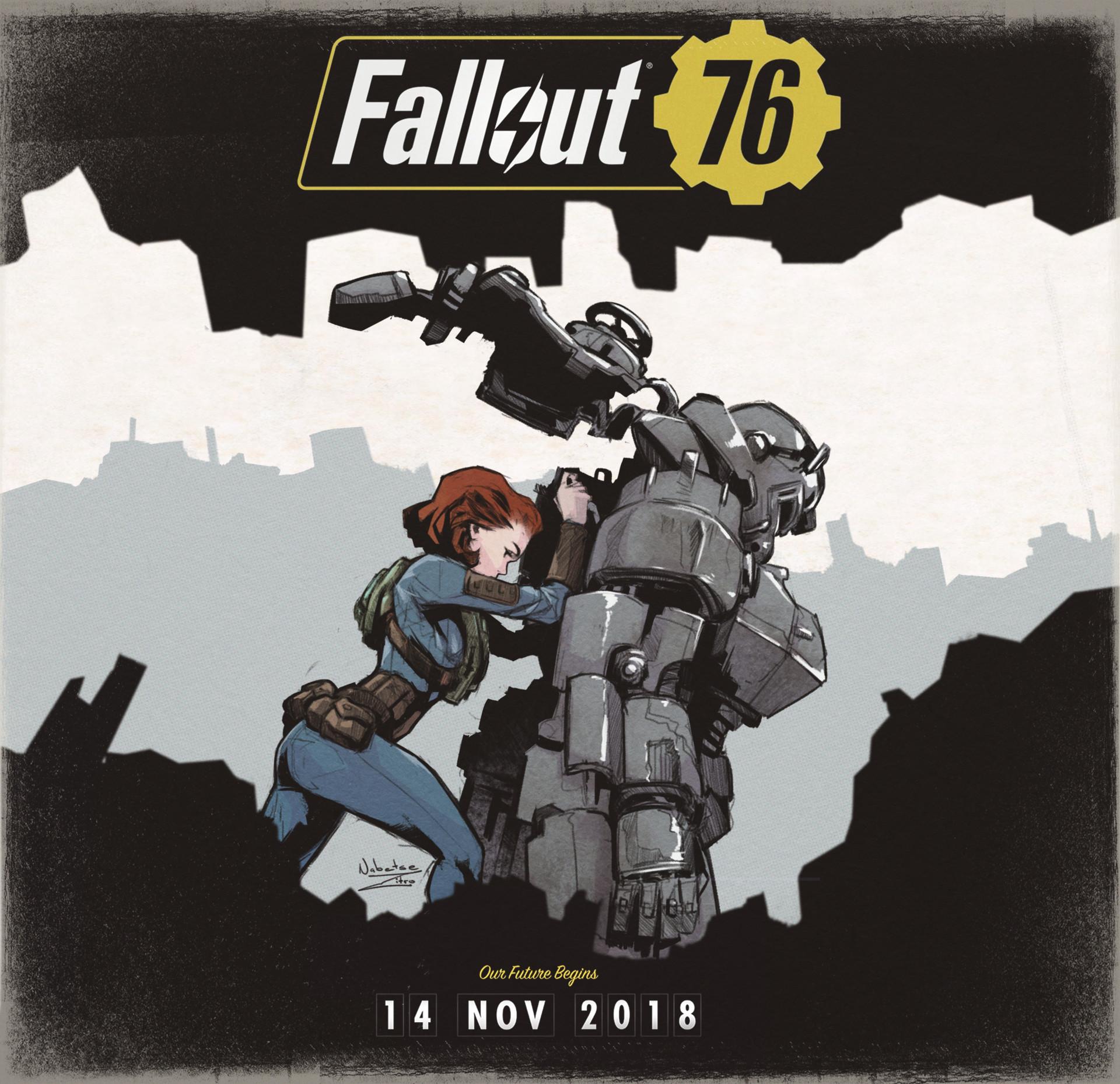 Nabetse zitro fallout 76