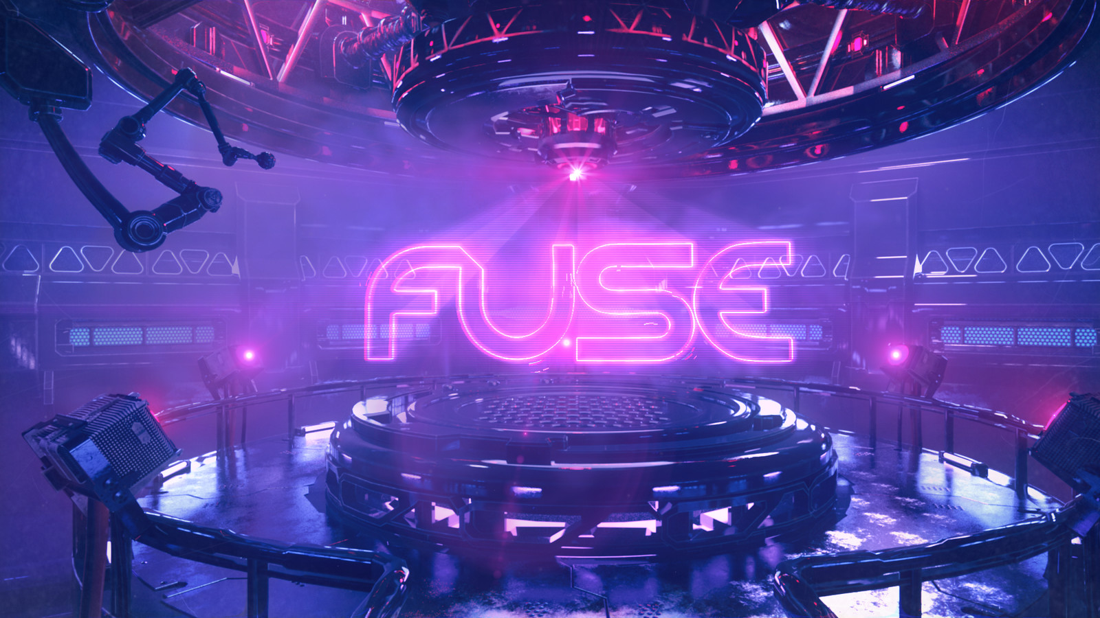 Fuse Logo Animation