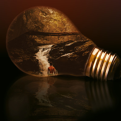 Lukas groh light bulb