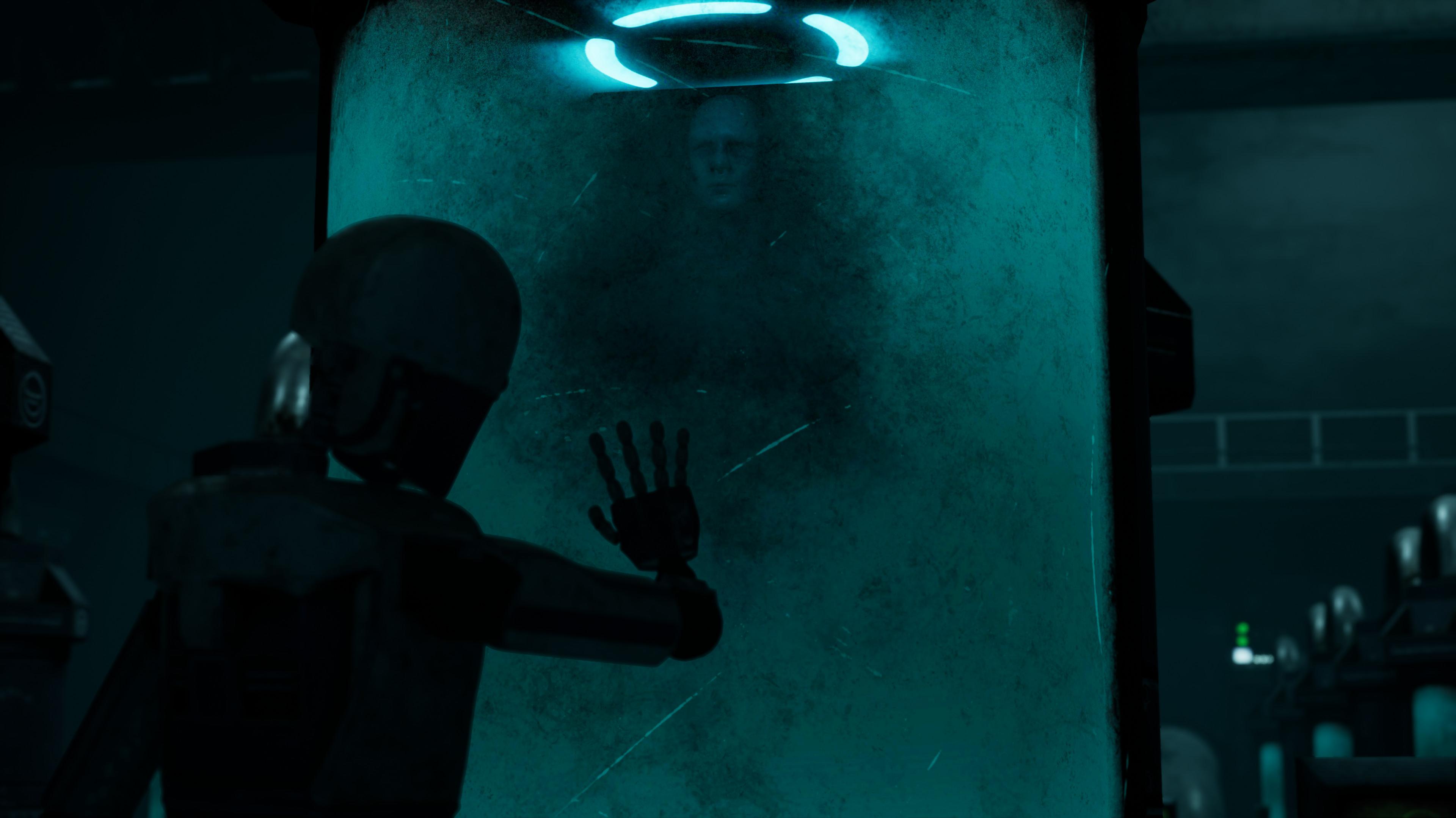 Cryogenic Room Scene 2