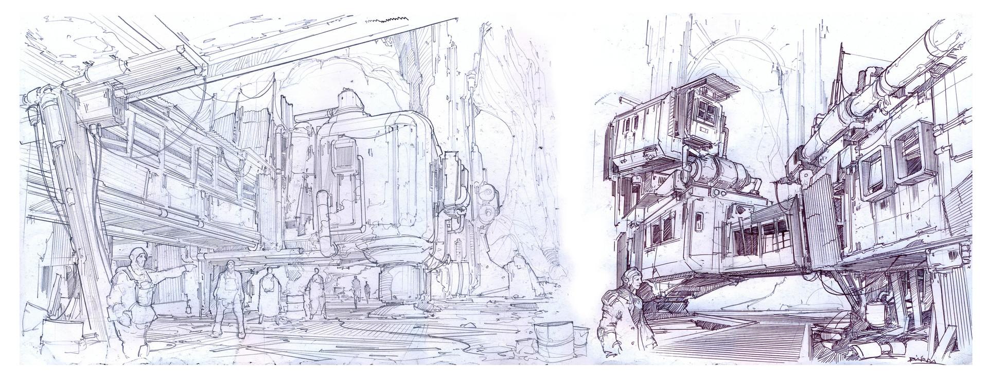 Alejandro burdisio bocetos tek7