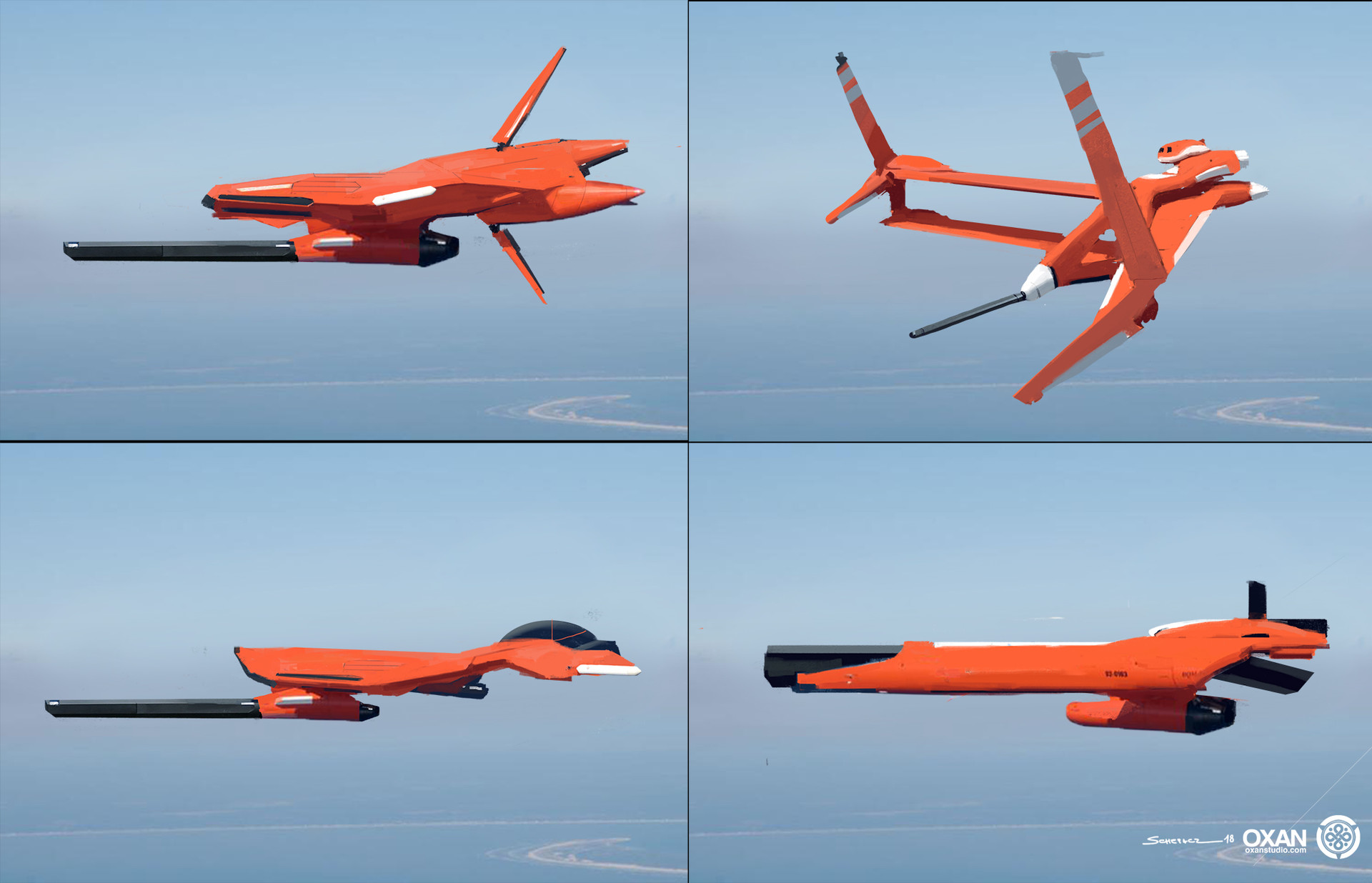 Yohann schepacz swordfish drones