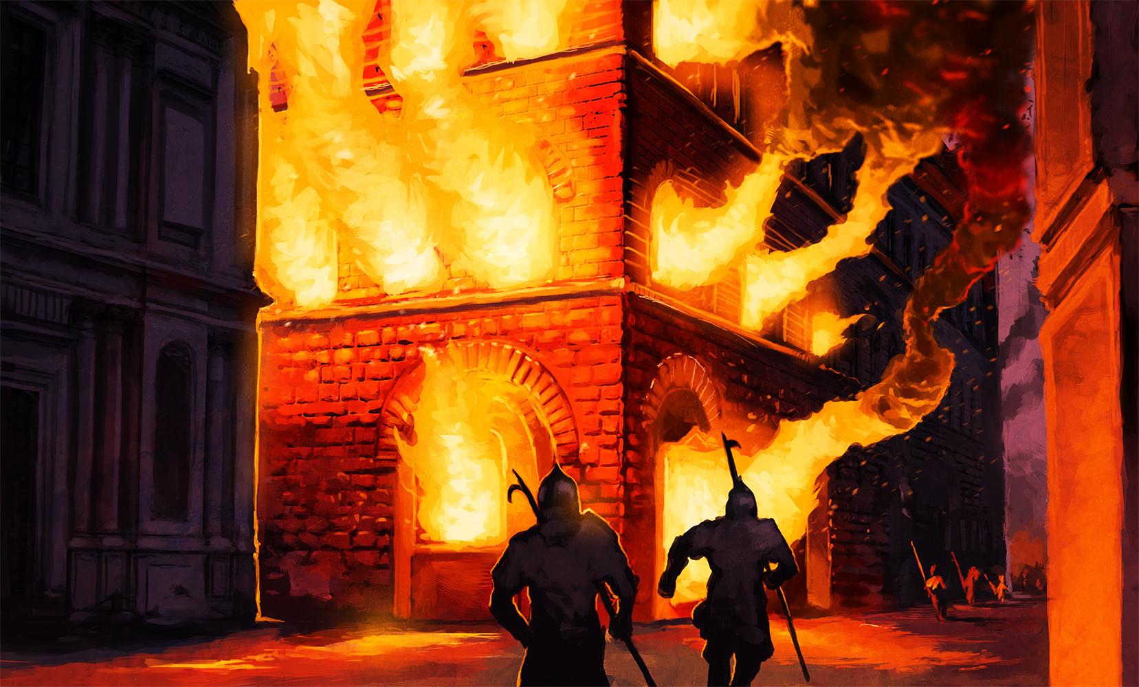 Bartek fedyczak podpalenie