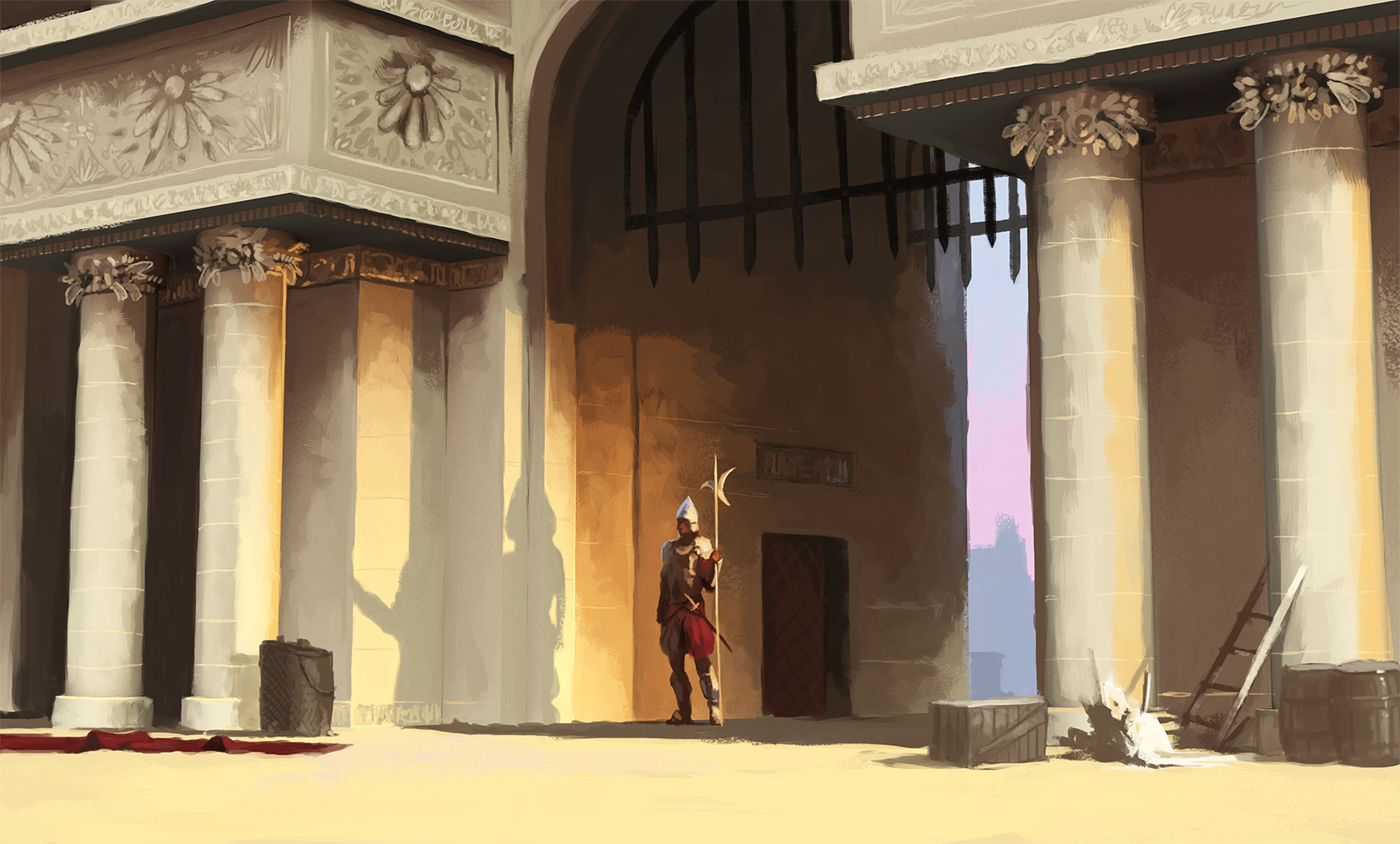 Bartek fedyczak otwarcie bram