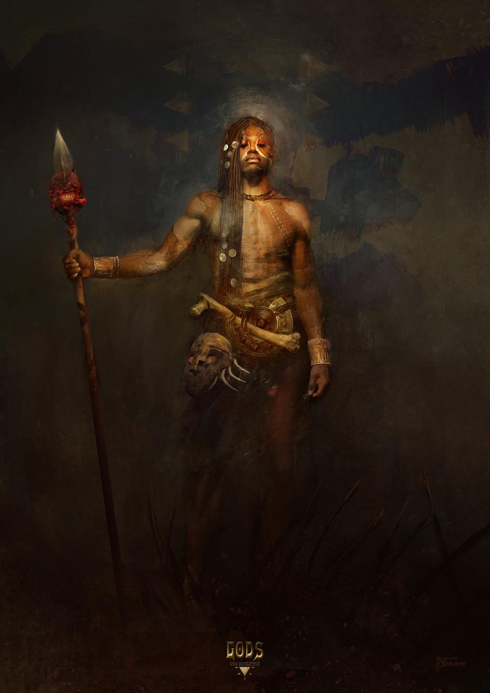 Bastien lecouffe deharme thuulean warrior web