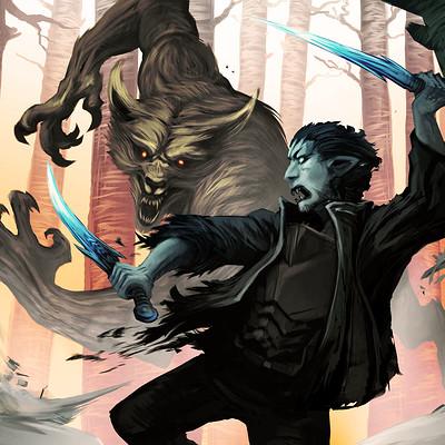 Deniz undan werewolfhunter