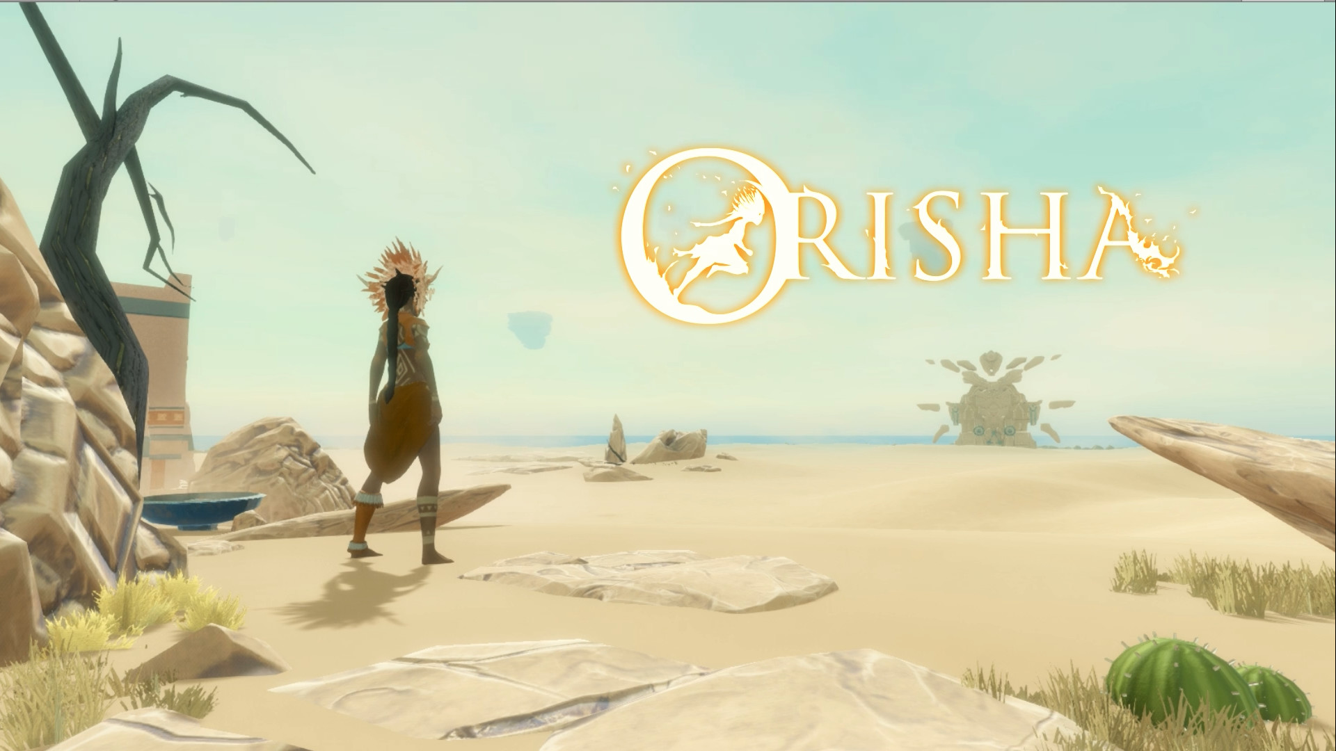 Orisha Trailer projet étudiant
