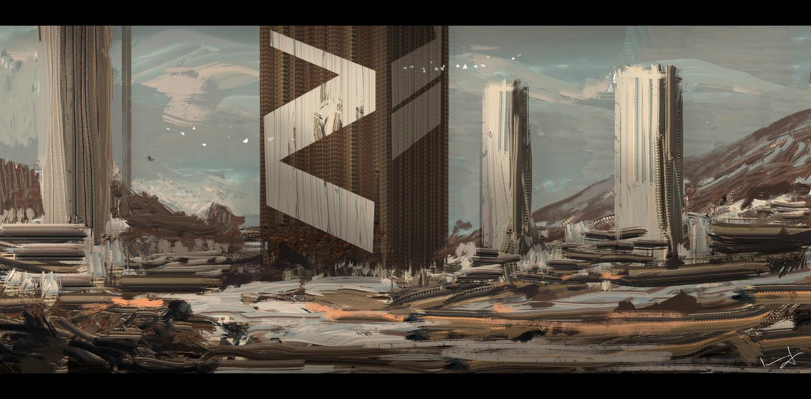 New Lands -1