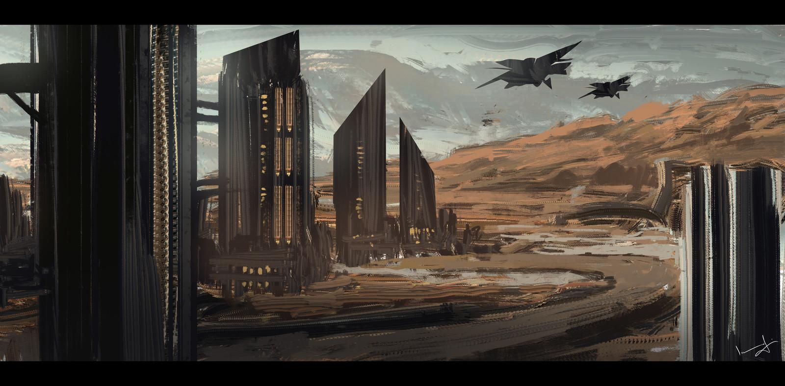 New Lands -3