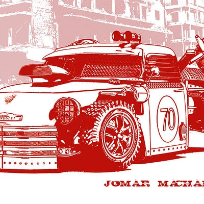 Jomar machado tc pick up